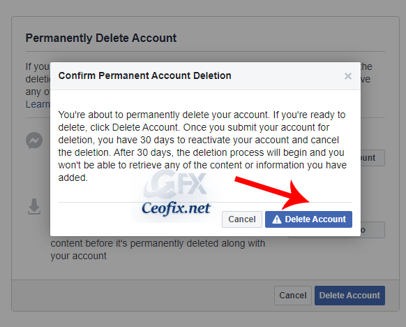 How To Completely Delete Facebook
