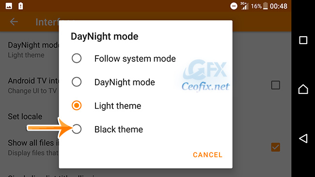 How to Enable a Dark Theme in Your Android VLC Player