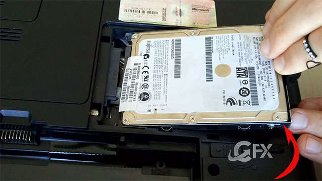 How To Replace Your Laptop Hard Drive