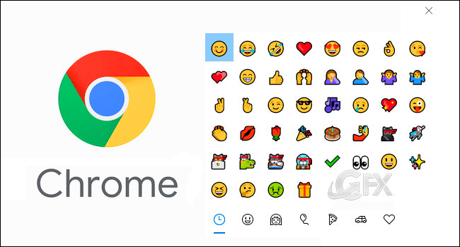 How to Use Emoji in Chrome Web Browser