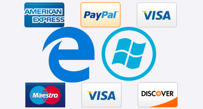 Stop Edge Browser From Saving Credit Card İnformation
