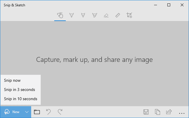 How To Use Snip & Sketch To Take Screenshots in Windows 10