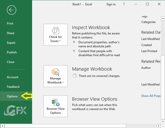 How to Access the Developer Tab in Excel