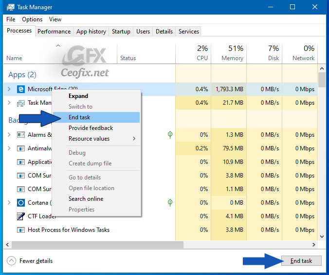How To Close A Program Using Task Manager