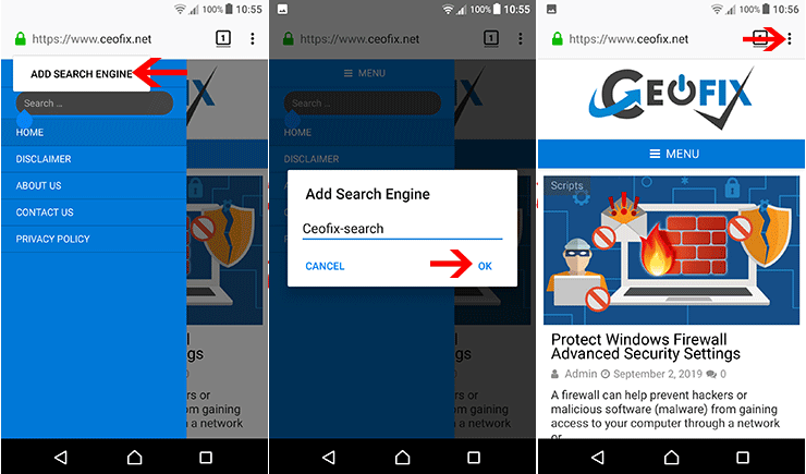 How to Add a Custom Search Engine to Firefox Mobile
