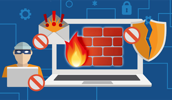 Protect Windows Firewall Advanced Security settings