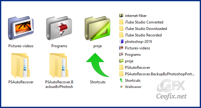 Applying Folder View Settings to All Folders at once in Windows 10