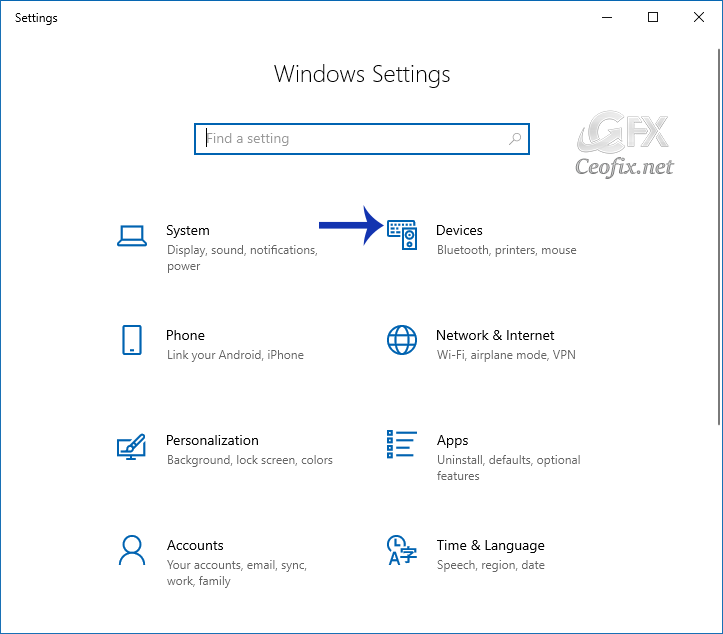 How to Turn Off Touchpad Windows 10