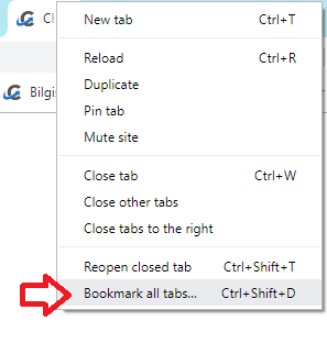 Save Multiple Tabs To Read Later in Chrome And Firefox