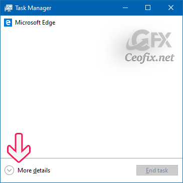 How to Add The Task Manager to System Tray in Windows 10