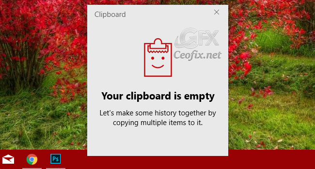 How To Clear Clipboard History on Windows 10