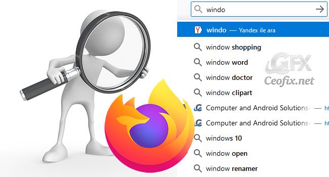 Disable Search For Text When You Start Typing in Firefox