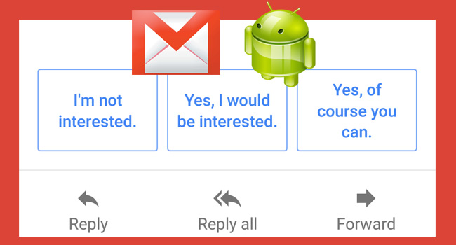 How To Turn Off Gmail's Smart Reply İn Android