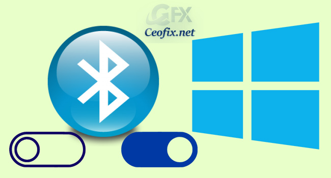 4 Ways to Turn On or Off Bluetooth in Windows 10