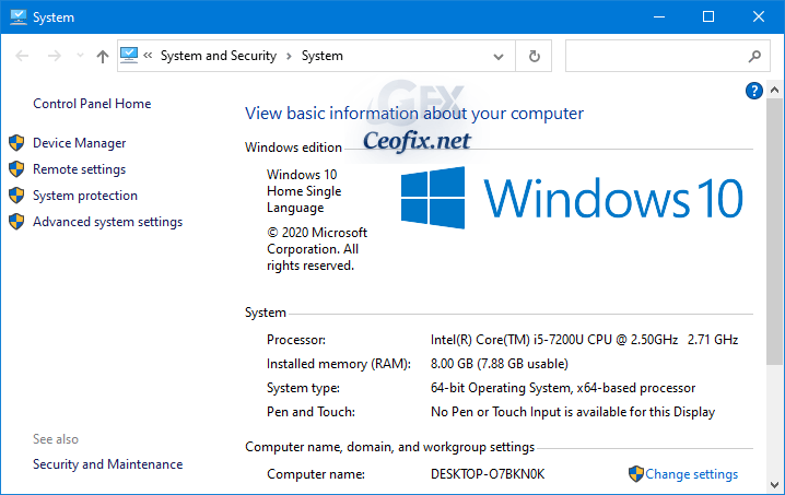 How to Check the Build and Version of Windows
