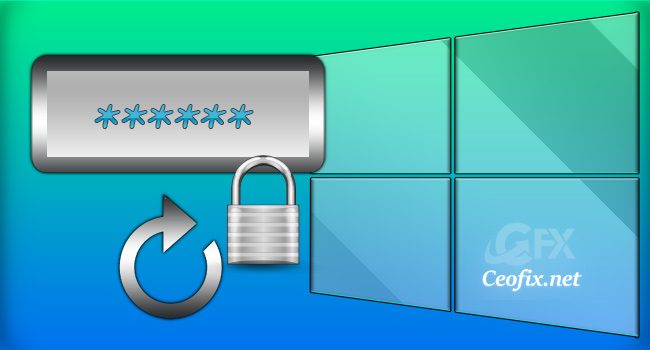 How to Set or Change Your Windows Password