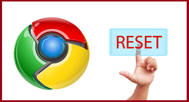 Reset The Chrome Browser To Its Factory Defaults