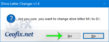 Change Drive Letters in Windows-Simple and Risk-Free Method