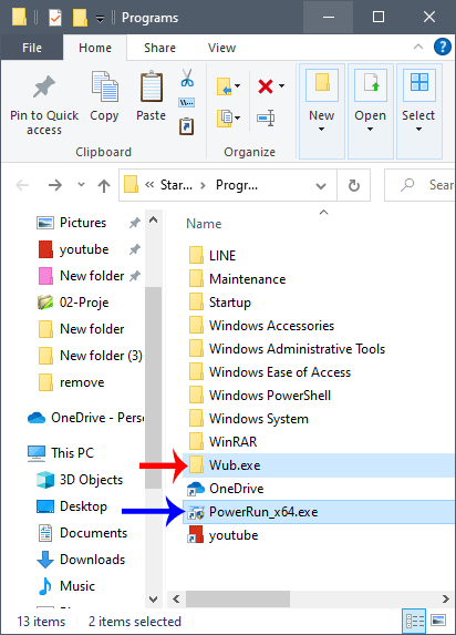 How to Pin Portable Apps to the Start Menu in Windows 10
