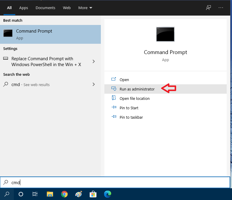 Enable Or Disable CTRL+C & CTRL+V in CMD on Windows 10