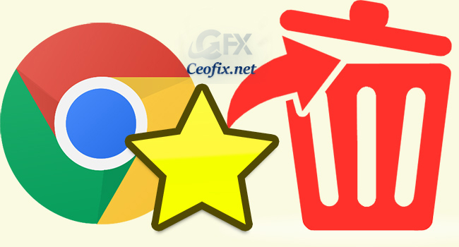 How To Delete All Bookmarks In Chrome