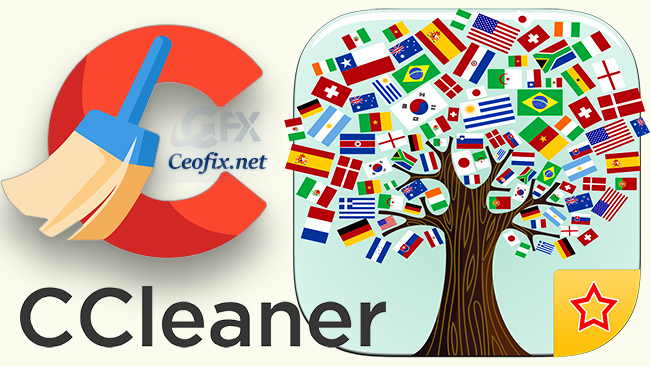 How To Change Ccleaner Language