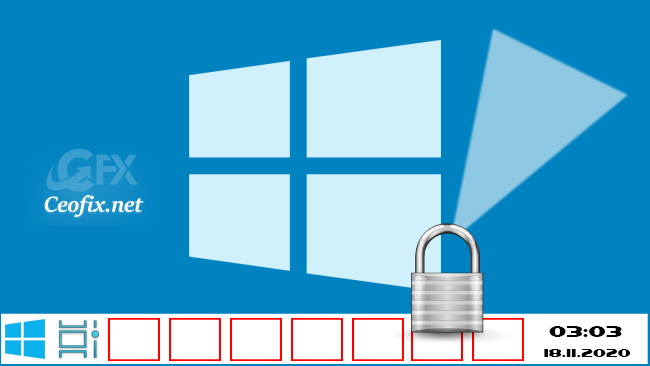 4  Ways to Lock The Taskbar
