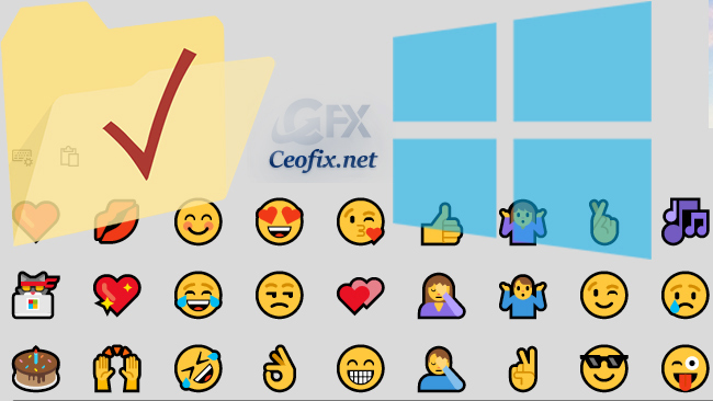 How to Use Emoji in File And Folder Names on Windows 10