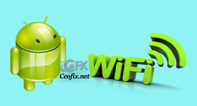 How to Connect to wifi on an Android phone