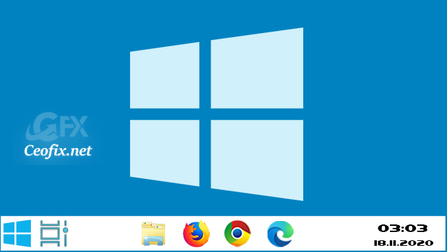 How to Center Taskbar icons in Windows Without any Software