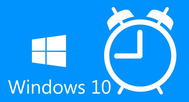 How To Set An Alarm On Your Windows 10 Computer ?