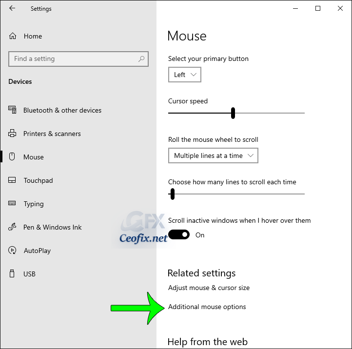 Touchpad Doesn't Work When Mouse is Plugged In