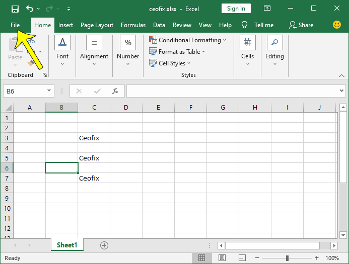 How to Change the Default Save Location for Word and other Office app