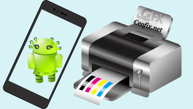 Turn On or Off the Default Print Service On Android