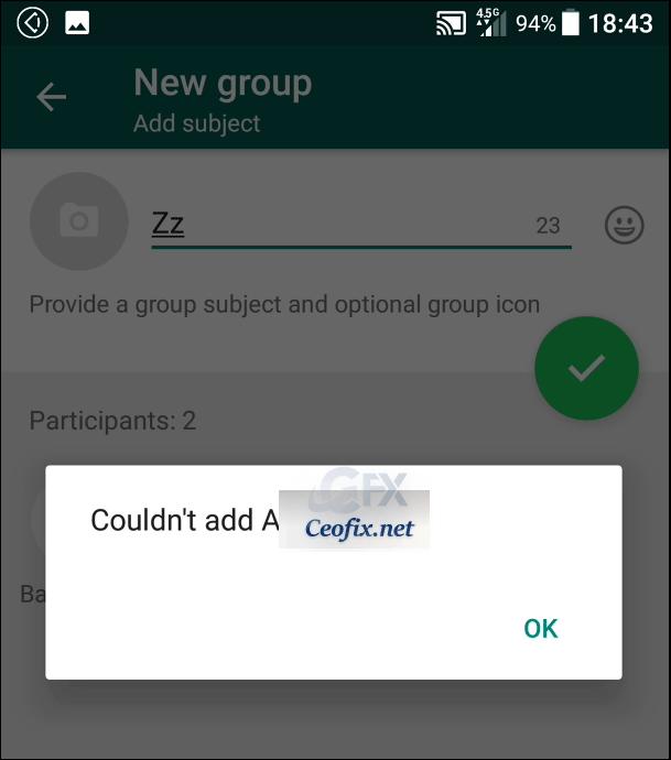 whatssapp group