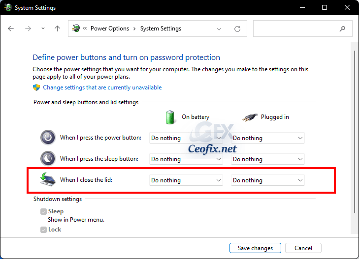 Keep Laptop On when the Lid Closed on Windows 11!