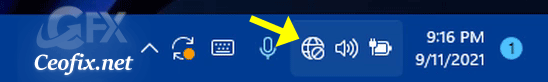 Open And Connect To A Wi-Fi Network On Windows 11